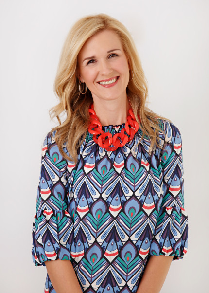 julie sweeney, owner & designer, associate asid