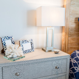 coastal haven design | coastalhavendesign.com | bedside table