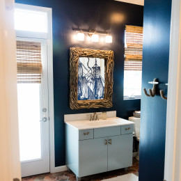 coastal haven design | coastalhavendesign.com | bathroom vanity