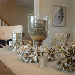 coastal haven design | coastalhavendesign.com | coastal styled table