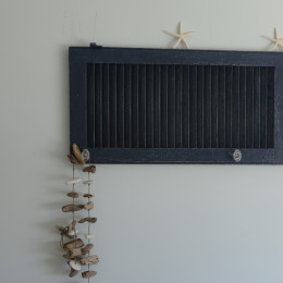 coastal haven design | coastalhavendesign.com | shell and starfish decor