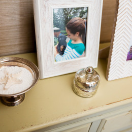 coastal haven design | coastalhavendesign.com | picture frame decor