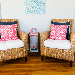 coastal haven design | coastalhavendesign.com | bedroom seating and chairs
