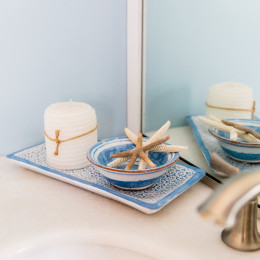 coastal haven design | coastalhavendesign.com | bathroom details