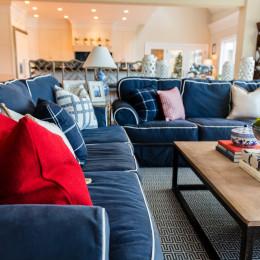coastal haven design | coastalhavendesign.com | couch detail