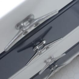 coastal haven design | coastalhavendesign.com | nautical drawer handles