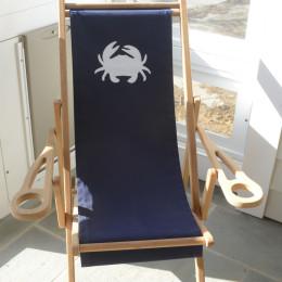 coastal haven design | coastalhavendesign.com | crab porch chair