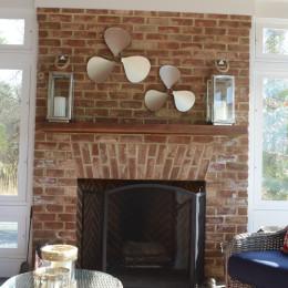 coastal haven design | coastalhavendesign.com | sunroom porch
