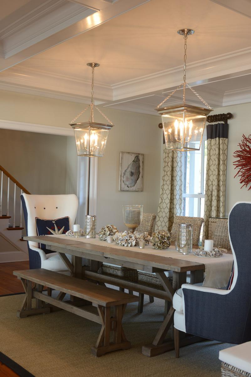 coastal haven design | coastalhavendesign.com | dining room
