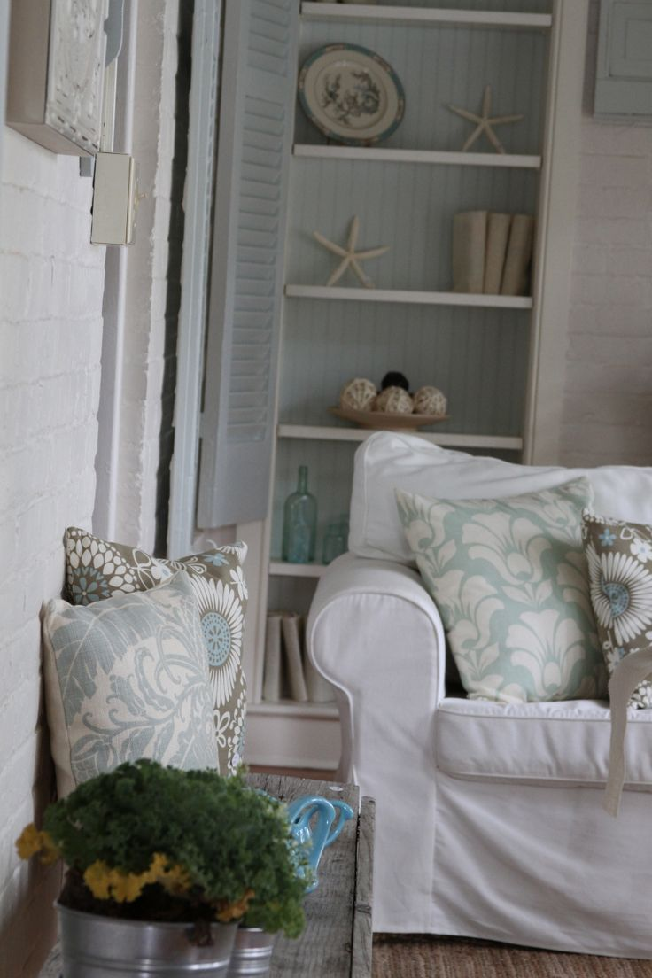 coastal haven design | coastalhavendesign.com | coastal living room