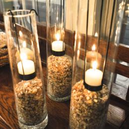 coastal haven design | coastalhavendesign.com | candles