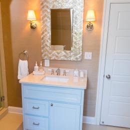 coastal haven design | coastalhavendesign.com | bathroom vanity