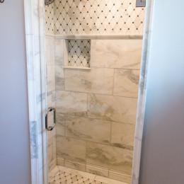 coastal haven design | coastalhavendesign.com | bathroom shower